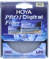 Hoya UV filter PRO1D, 82 mm