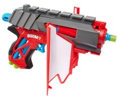 Mattel Pistolet BoomCo Farshot 3 rzutki Y5728