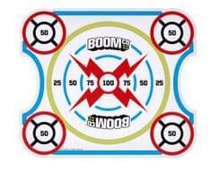 Mattel BOOMco öntapadós Játékfegyver céltábla