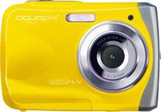 EasyPix W1024 Splash Yellow