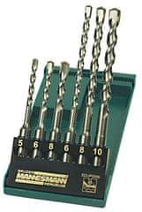 Mannesmann Werkzeug set udarnih svedrov SSD-plus, 6 delni (M54306)