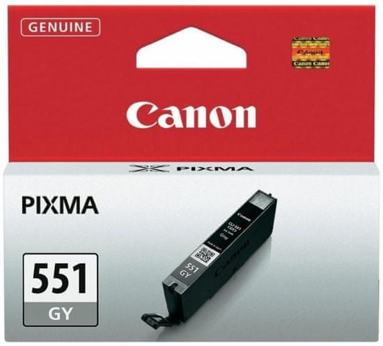 Canon CLI-551GY, siva