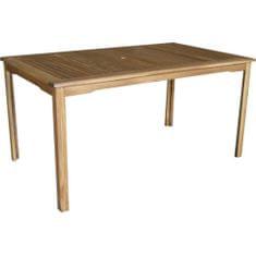 Fieldmann FDZN 4002 Dřevěný stůl - II. jakost