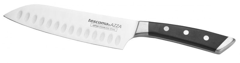 Tescoma Nůž japonský AZZA SANTOKU 18 cm