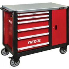 YATO Szafka serwisowa 6-szuflad (YT-09002)