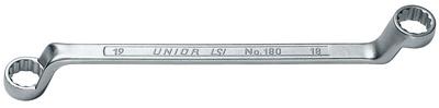 Unior Obročni ključ 180/1, 22 x 24 mm