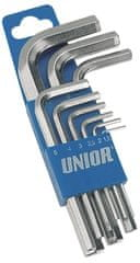 Unior garnitura imbus ključeva 220/3PH, 10 komada