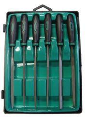 Mannesmann Werkzeug garnitura orodjarskih pil v PVC škatli