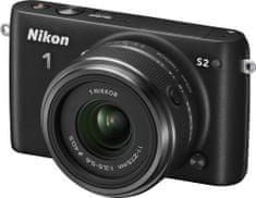 Nikon fotoaparat 1 S2 + 11-27,5 mm