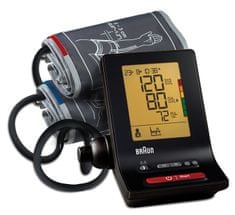 Braun nadlaktni merilnik krvnega tlaka BP 6200 Exact Fit 5