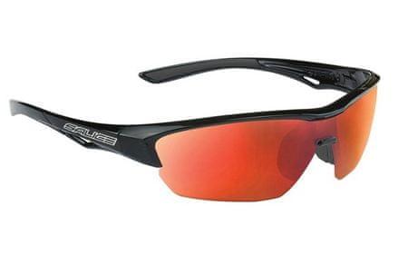 Salice športna očala 011 RW, črna