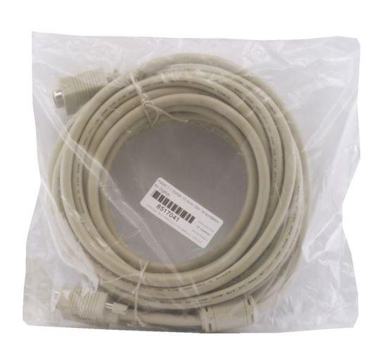 Digitus Kabel 1:1 SVGA 15 m-m 10m 14 kontaktov siv