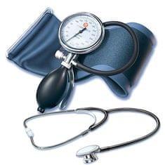 Merilnik krvnega tlaka z manometrom in stetoskopom PiC RR