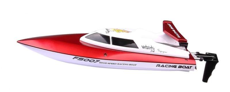 Buddy Toys RC loď červena BRB 3500