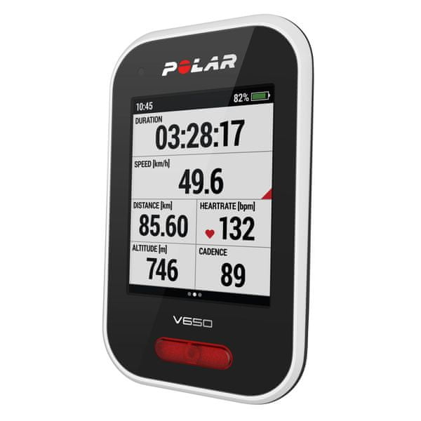 Polar V650 bez HR Black