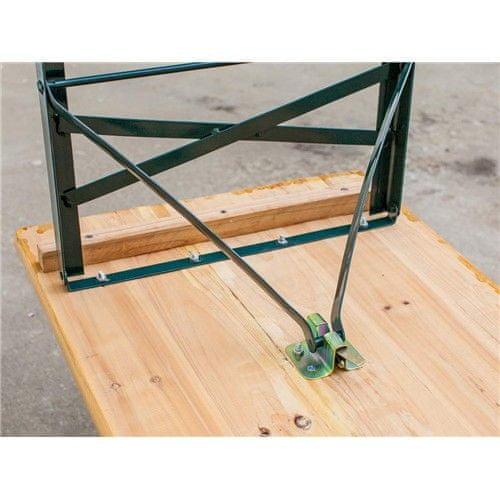 Happy Green Záhradný pivný set - 180cm