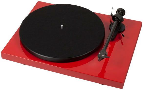 Pro-Ject Debut Carbon (DC) Red