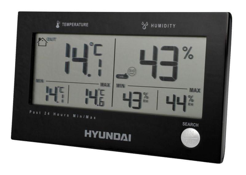 Hyundai WS2215B, černá