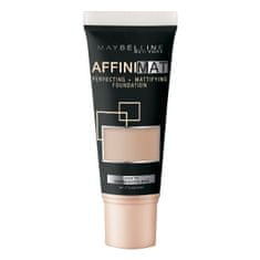 Maybelline Podkład Affinimat Perfecting + Mattifying - 03 Light Sand Beige - 30 ml