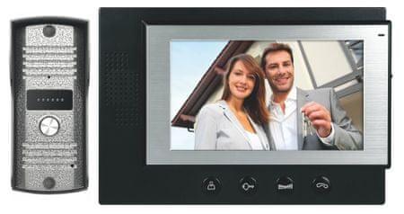 Emos videodomofon, barvni, 7-palčni (H2012)