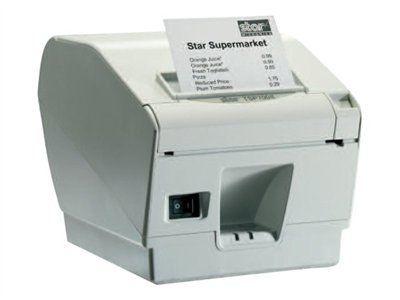 Star termični tiskalnik TSP-743IID z nožem, bel