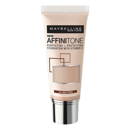 Maybelline tekoči puder Affinitone Foundation, 24 Golden Beige