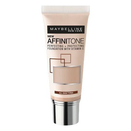Maybelline tekoči puder Affinitone Foundation, 14 Creamy Beige