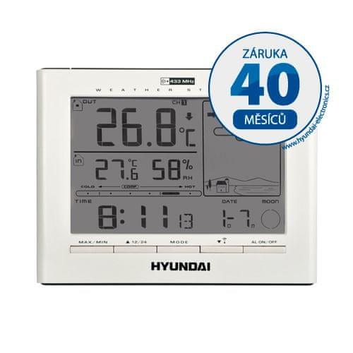 Hyundai WSC2180W, bílá