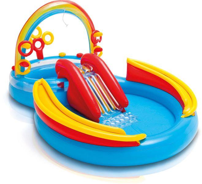 Intex 57453 Dětské hrací centrum Duha