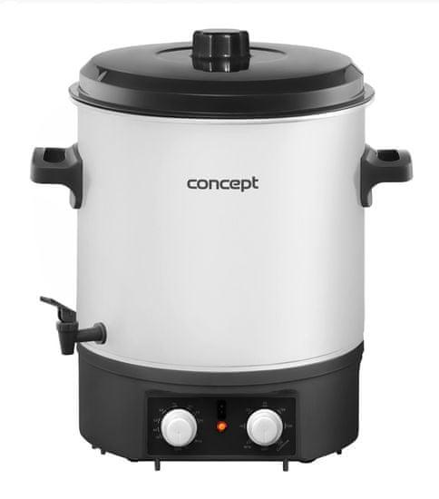 CONCEPT ZH0030 tartály