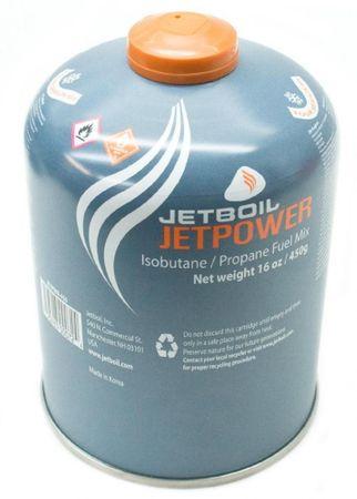 Jetboil Jetpower Fuel 450 g Kemping gázpalack