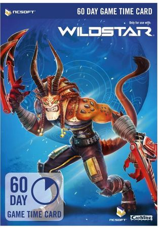 NC Soft PC Wildstar, 60-dnevna kartica