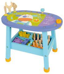 BOIKIDO Interaktivní stolek Malý konstruktér
