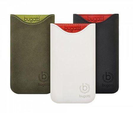 Bugatti zaščitna torbica SK-UN-XL-02, bela/rdeča