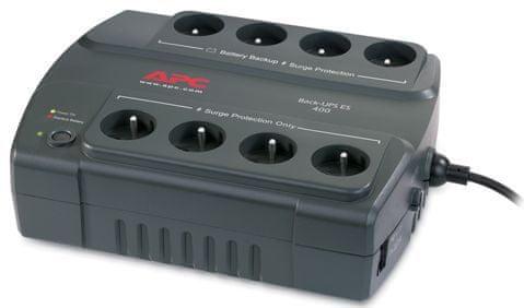 APC Back-UPS 400VA (240W)