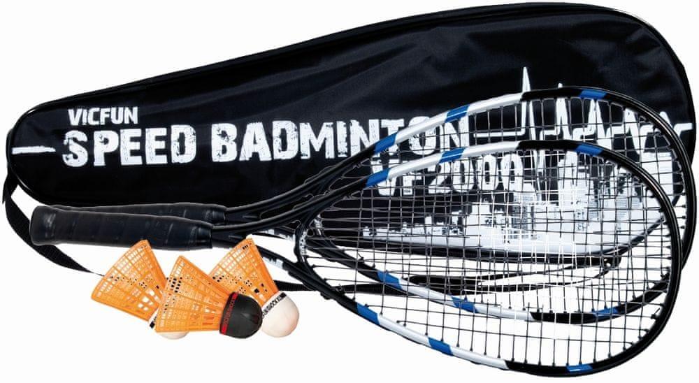 Vicfun Speed badminton set 2000