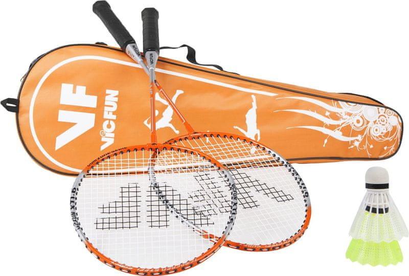 Vicfun Badmintonový Hobby Set Typ B XT 1.6