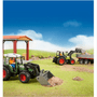 10 - Bruder traktor Fendt Favorit 02060