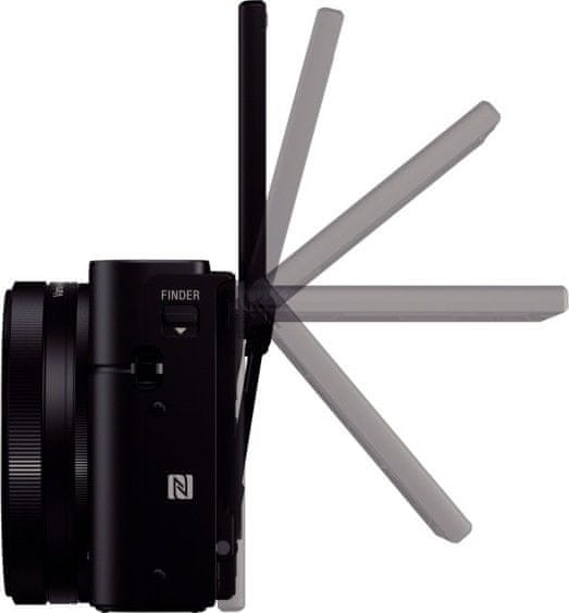 Sony CyberShot DSC-RX100 III (DSCRX100M3.CE3) - zánovní
