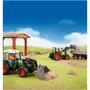 6 - Bruder Traktor Claas Nectis 267 F