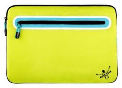 "Chiemsee zaščitna torbica Newquay Sleeve up 25,65 cm (10,1""), zeleno / modra"