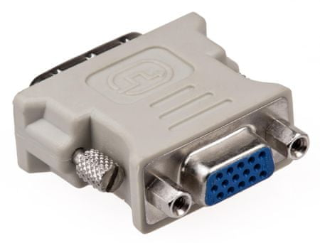 Sinnect adapter DVI analogni na VGA M/F (15.202)