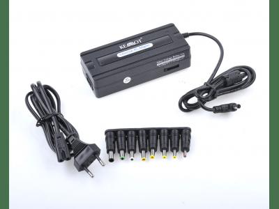 Sinnect polnilec za prenosnike 220V/15-24V90W + USB