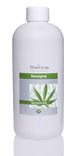Saloos Sprchový olej Konopný 500 ml