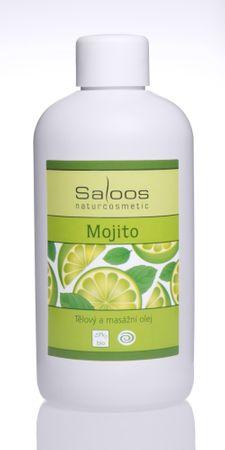 Saloos Masážní olej Mojito 250 ml