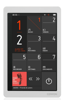 Cowon iAudio X9 / 8 GB (White)