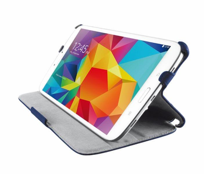 Trust pouzdro folio pro Galaxy Tab4 7.0, modré