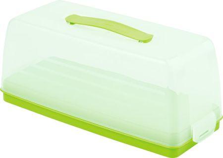 Curver Škatla za shranjevanje sladic - chef Zelena