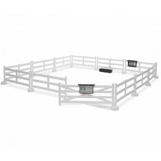 Bruder bijela ograda 62504