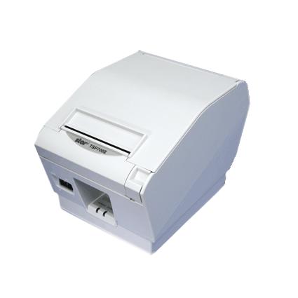 Star termalni tiskalnik TSP-743IIC bel z nožem